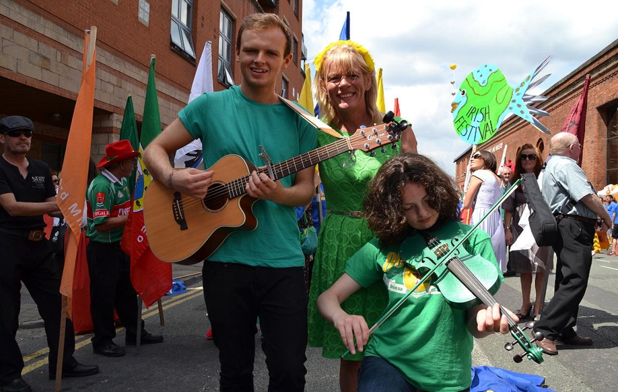 Manchester Irish Festival